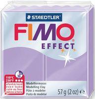 """Глина полимерная """"FIMO Effect"""" (светло-сиреневый; 57 г)"""