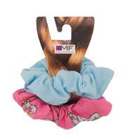"""Набор резинок для волос """"Голубой и гуси"""" (2 шт.)"""
