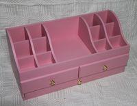 """Комод для косметики """"Розовый"""" (арт. МВ02010.21)"""