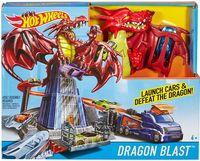 """Игровой набор """"Hot Wheels. Удар дракона"""""""