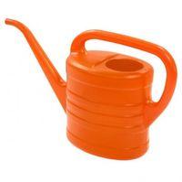 Лейка пластмассовая без рассеивателя (2,5 л; оранжевая)