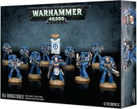Warhammer 40.000. Space Marines. Tactical Squad (48-07)