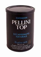 "Кофе молотый ""Pellini. Decaffeinato"" (250 г; в банке)"