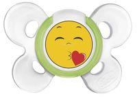 """Пустышка силиконовая ортодонтическая """"Physio Comfort. Smile"""" (арт. 00074913310000)"""