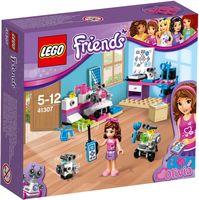 "LEGO Friends ""Творческая лаборатория Оливии"""