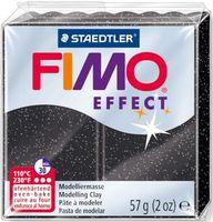 """Глина полимерная """"FIMO Effect"""" (звездная пыль; 57 г)"""