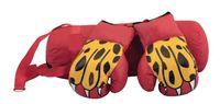 Набор боксёрский детский BS-10 (красный)