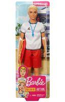 """Кукла """"Барби. Кен. Профессии"""" (арт. FXP04)"""