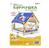 """Кормушка для птиц """"Домик"""" (арт. 02918)"""