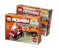 """QBStory. Firemen. """"Пожарный катер"""" (200023)"""