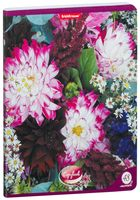 """Тетрадь полуобщая в клетку """"Flowersea"""" (48 листов; в ассортименте)"""