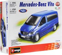 "Модель машины ""Bburago. Kit. Mercedes Benz Vito"" (масштаб: 1/32)"
