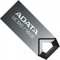 USB Flash Drive 16Gb A-Data UC510 (Titanium)