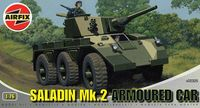 "Бронемашина ""Saladin Mk.2 Armoured"" (масштаб: 1/76)"