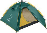 """Палатка """"Клер 3 v.2"""" (зелёная)"""