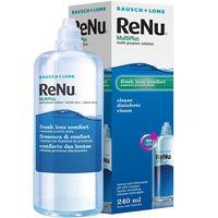 """Раствор для линз """"ReNu Multiplus"""" (240 мл)"""