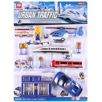 """Игровой набор """"Городской транспорт"""""""