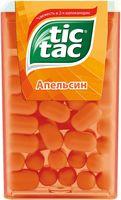"""Драже """"Tic Tac"""" (49 г; апельсин)"""