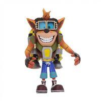 """Фигурка """"Crash Bandicoot. Deluxe Crash with Jetpack"""""""