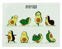 """Обложка на зачётную книжку """"Avoyoga"""""""