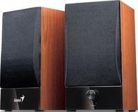 Стерео колонки Genius SP-HF800B (cherry wood)