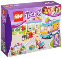 """LEGO Friends """"Служба доставки подарков"""""""