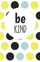 "Блокнот ""Be kind"" (А5)"