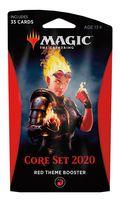 "Бустер ""Magic the Gathering. Core Set 2020. Red Theme Booster"" (35 карт)"