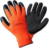 Перчатки для садовых работ латексные (XL; 1 пара)
