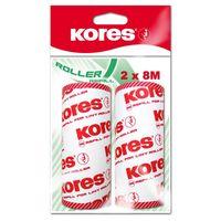 Сменный блок для щетки-роллера Kores (2 рулона)