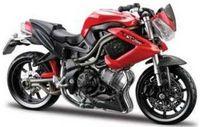 """Модель мотоцикла """"Bburago. Benelli TNT R160"""" (масштаб: 1/18)"""