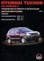 Hyundai Tucson / Kia Sportage II c 2003 г. Руководство по ремонту и эксплуатации