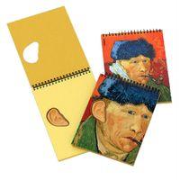 """Блокнот нелинованный """"Van Gogh"""" А5"""