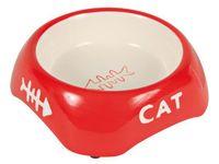 Миска для кошек керамическая (0,2 л; арт. 24498)