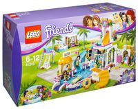 "LEGO Friends ""Летний бассейн"""