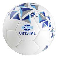 """Мяч футбольный Novus """"Crystal"""" №5 (бело-сине-голубой)"""
