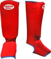 Защита голень-стопа SIC-6131 (S; красная)