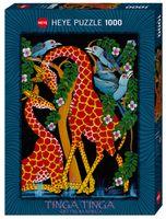 """Пазл """"Жирафы. Единение"""" (1000 элементов)"""