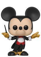 "Фигурка ""Mickey's 90th. Conductor Mickey"""