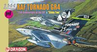 "Набор самолетов ""RAF Tornado GR.4 25th Anniversary of the GR & Shiny Two"" (масштаб: 1/144)"