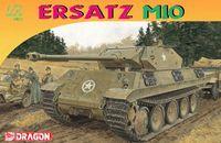 """САУ """"Ersatz M10"""" (масштаб: 1/72)"""