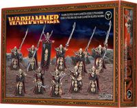 "Набор миниатюр ""Warhammer FB. Dark Elves Har Ganeth Executioners/Black Guard"" (85-12)"