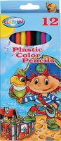 """Цветные карандаши """"Пират"""" (12 цветов; 177 мм)"""