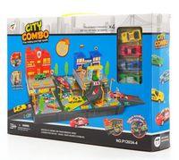 """Игровой набор """"City Combo. Пожарная и полицейская служба"""""""