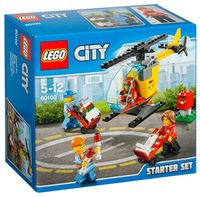 """LEGO City """"Набор для начинающих: Аэропорт"""""""