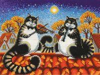 """Набор для вышивания """"Осенний дуэт"""""""