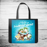 "Сумка-шоппер ""Enjoy the sunshine"""
