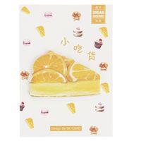 """Стикеры """"Лимонный пирог"""" (85х120 мм; 30 листов)"""