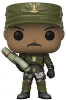 "Фигурка ""Halo. Sgt. Johnson"""