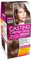 """Краска для волос """"Casting Creme Gloss"""" (тон: 780, ореховый мокко)"""
